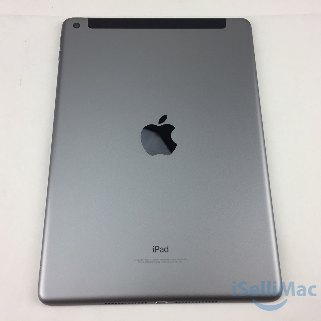 Apple At Amp T Ipad 5th Gen Wifi Cellular 32gb Space Gray