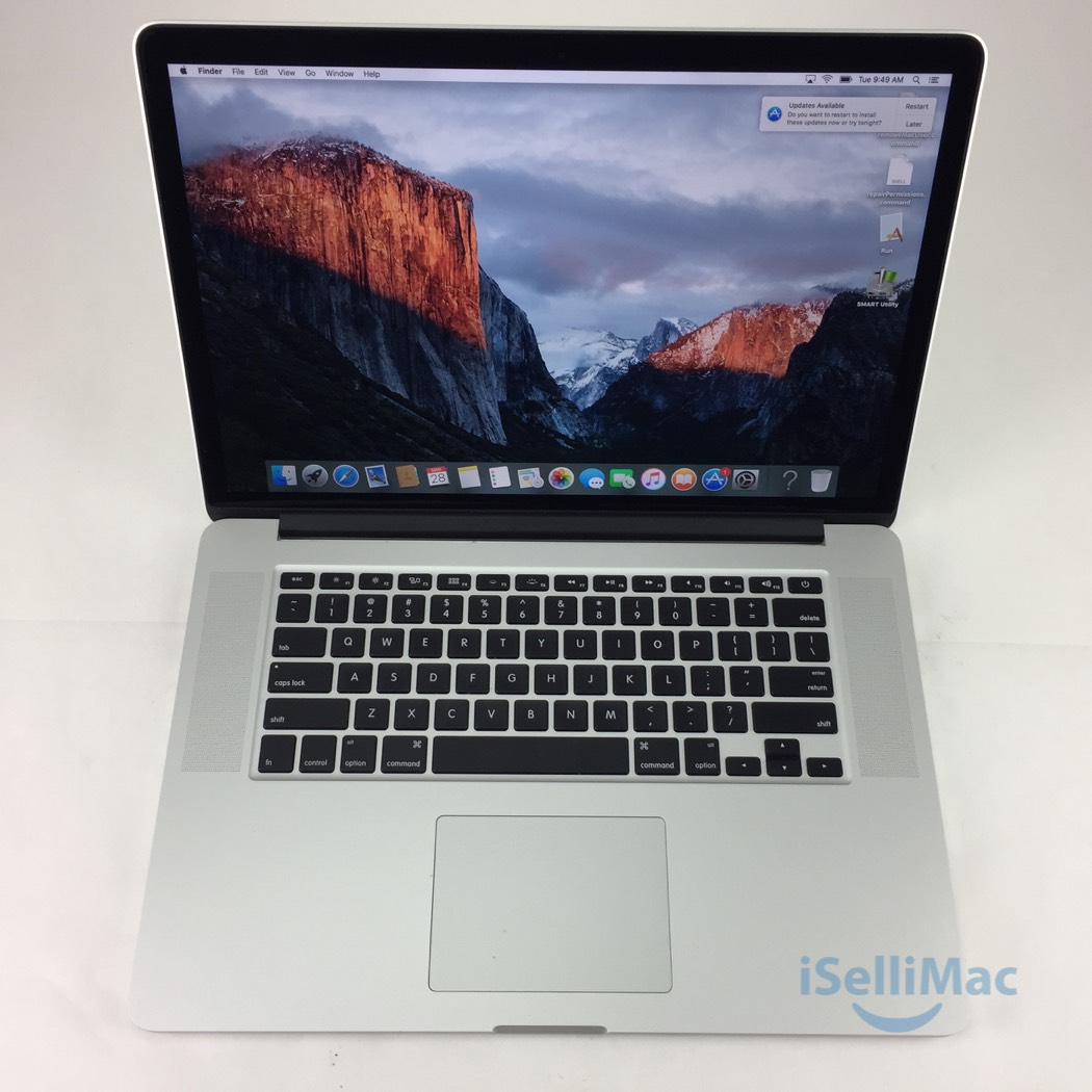 apple 2013 macbook pro retina 15 2 3ghz i7 256gb 16gb. Black Bedroom Furniture Sets. Home Design Ideas