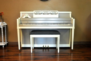 Cable Nelson used piano sold by My First Piano store in Mesa Arizona