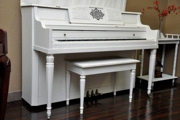 Cable Console acoustic upright piano used for sale rent rental chandler tempe scottsdale gilbert mesa arizona phoenix my first gallery az