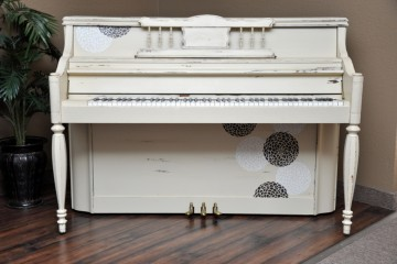 Charles Walters Console acoustic upright piano used for sale rent rental chandler tempe scottsdale gilbert mesa arizona phoenix my first gallery az