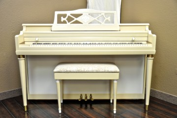 Gulbransen spinet acoustic upright piano used for sale rent rental chandler tempe scottsdale gilbert mesa arizona phoenix my first gallery az