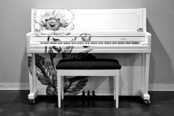 Wurlitzer studio acoustic upright piano used for sale rent rental chandler tempe scottsdale gilbert mesa arizona phoenix my first gallery az
