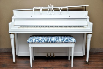 Krakauer Console acoustic upright piano used for sale rent rental chandler tempe scottsdale gilbert mesa arizona phoenix my first gallery az