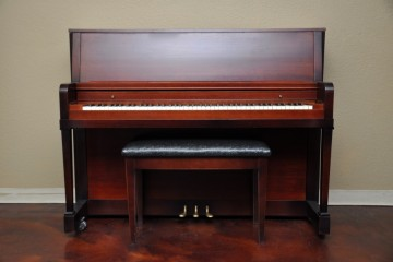 upright piano, Everett Studio, mesa, chandler, phoenix, gilbert, scottsdale, mahogany, cherry, for sale, for rental, piano rental, piano story, piano shop, arizona, AZ