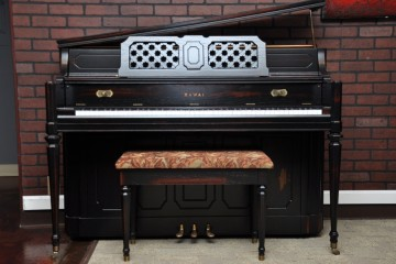 Kawai console acoustic upright piano used for sale rent rental chandler tempe scottsdale gilbert mesa arizona phoenix my first gallery az