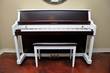 Kawai studio acoustic upright piano used for sale rent rental chandler tempe scottsdale gilbert mesa arizona phoenix my first gallery az