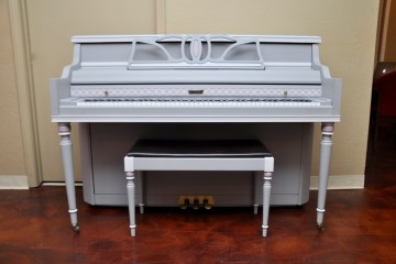 Pre-Owned Piano Revival Project
