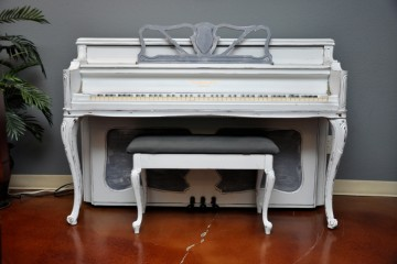 Knabe Console acoustic upright piano used for sale rent rental chandler tempe scottsdale gilbert mesa arizona phoenix my first gallery az