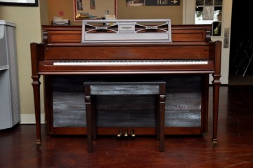 Custom Used Piano