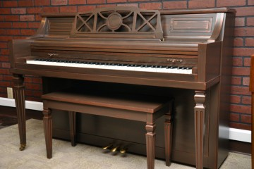 Kohler and Campball console acoustic upright piano used for sale rent rental chandler tempe scottsdale gilbert mesa arizona phoenix my first gallery az