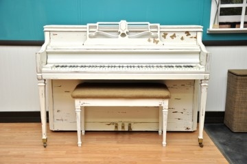 Lowery Console acoustic upright piano used for sale rent rental chandler tempe scottsdale gilbert mesa arizona phoenix my first gallery az