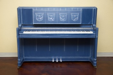 story and clark studio acoustic upright piano used for sale rent rental gilbert mesa arizona phoenix my first gallery az chandler scottsdale blue jeans DIY refinish