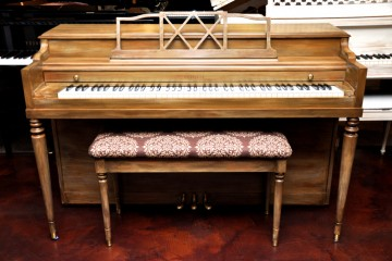 Gulbranson spinet acoustic upright piano used for sale rent rental chandler tempe scottsdale gilbert mesa arizona phoenix my first gallery az