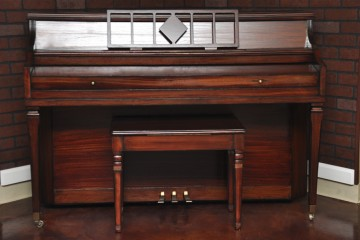 Stark Console acoustic upright piano used for sale rent rental chandler tempe scottsdale gilbert mesa arizona phoenix my first gallery az