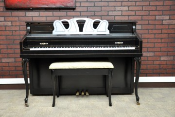 Schaefer & Sons Console refinish DIY studio acoustic upright piano used for sale rent rental chandler tempe scottsdale gilbert mesa arizona phoenix my first gallery az