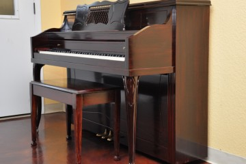 Vose & Sons console acoustic upright piano used for sale rent rental chandler tempe scottsdale gilbert mesa arizona phoenix my first gallery az