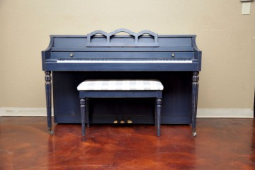 Spinet piano, upright piano, used piano