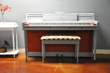 Wurlitzer spinet acoustic upright piano used for sale rent rental gilbert mesa arizona phoenix Chandler Tempe Globe Queen Creek Higley www.myfirstpiano.net my first gallery az