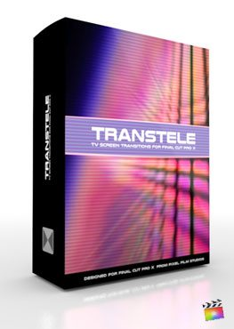 Final Cut Pro X Plugin TransTele from Pixel Film Studios