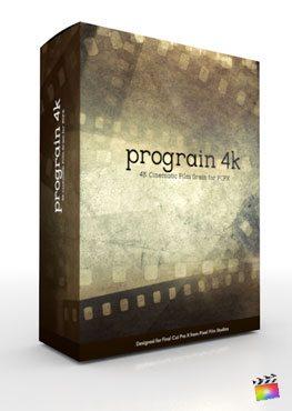 Final Cut Pro X Plugin ProGrain 4K from Pixel Film Studios