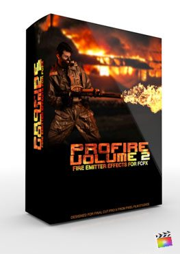 Final Cut Pro X Plugin ProFire Volume 2 from Pixel Film Studios