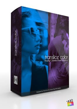 Final Cut Pro X Plugin TranSlice Color from Pixel Film Studios