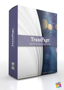 Final Cut Pro X Plugin TransPage from Pixel Film Studios