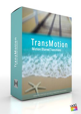 Final Cut Pro X Plugin TransMotion from Pixel Film Studios