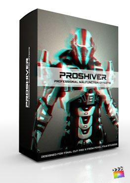 Final Cut Pro X Plugin ProShiver from Pixel Film Studios