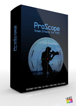 Professional Scope Effect for FCPX from Pixel Film Studios