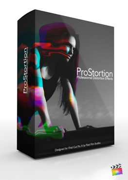 Final Cut Pro X Plugin ProStortion from Pixel Film Studios