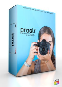Final Cut Pro X Plugin ProSLR from Pixel Film Studios