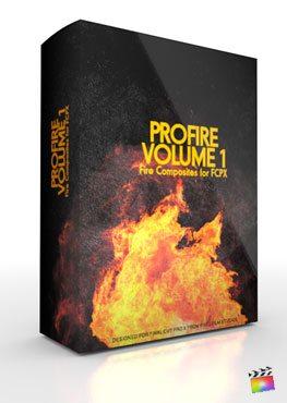 Final Cut Pro X Plugin ProFire Volume 1 from Pixel Film Studios