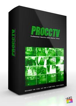 Final Cut Pro X Plugin ProCCTV from Pixel Film Studios