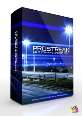 Final Cut Pro X Plugin ProStreak from Pixel Film Studios