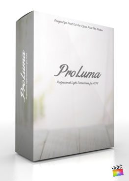 Final Cut Pro X Plugin ProLuma from Pixel Film Studios