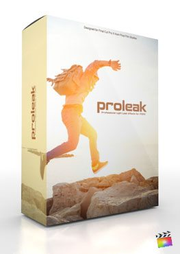 Final Cut Pro X Plugin ProLeak from Pixel Film Studios