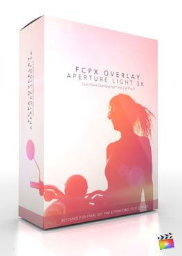 Final Cut Pro X Plugin FCPX Overlay Aperture Light 5K from Pixel Film Studios
