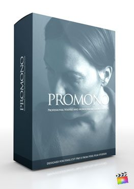 Final Cut pro X Plugin ProMono from Pixel Film Studios