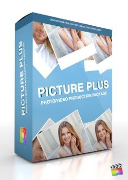 Final Cut Pro X Plugin Production Package Picture Plus from Pixel Film Studios