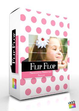 Final Cut Pro X Plugin Production Package Flip Flop from Pixel Film Studios