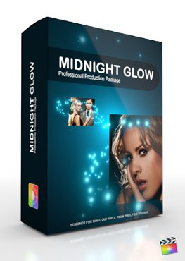 Final Cut Pro X Plugin Production Package Midnight Glow from Pixel Film Studios
