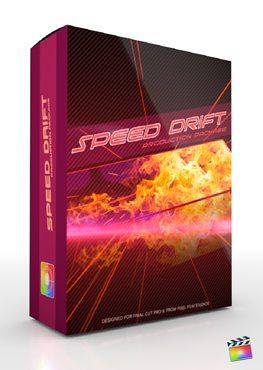 Final Cut Pro X Plugin Production Package Speed Drift from Pixel Film Studios