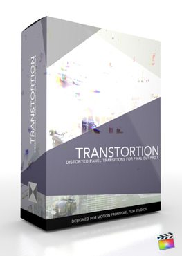 Final Cut Pro X Plugin Transtortion from Pixel Film Studios