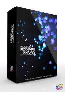 Apple Motion 5 Plugin InMotion ProDefocus Shapes from Pixel Film Studios