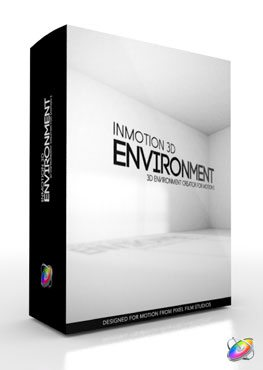 Apple Motion 5 Plugin InMotion 3D Environment from Pixel Film Studios