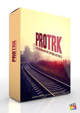 Final Cut Pro X Plugin ProTRK from Pixel Film Studios