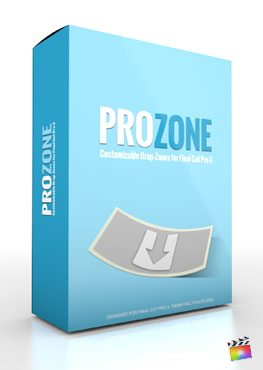Final Cut Pro X Plugin ProZone from Pixel Film Studios