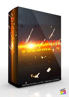 Final Cut Pro X Plugin Proteaser Volume 4 from Pixel Film Studios